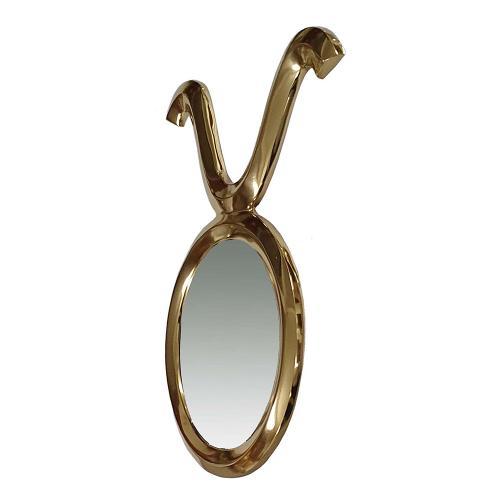 A & B Home - Aluminum Mirror