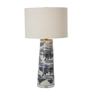 See Details - Elio Table Lamp - Black