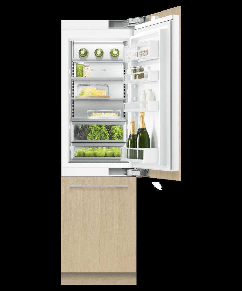 "Integrated Refrigerator Freezer, 24"", Ice & Water Photo #3"
