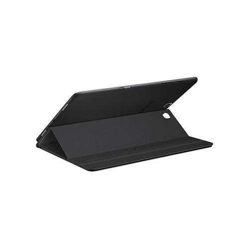 """Samsung - Galaxy Tab A 8.0"""" Polyurethane Book Cover"""