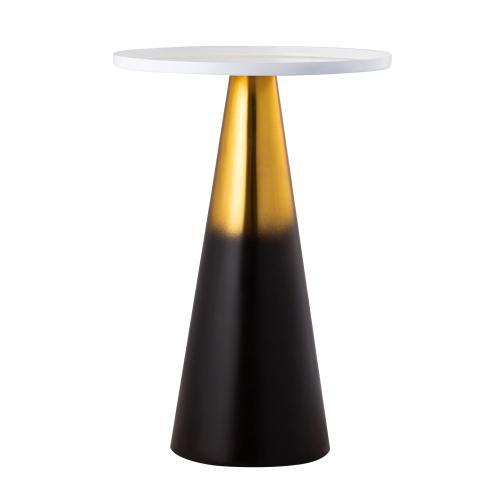 Tov Furniture - Ombre Enamel Side Table