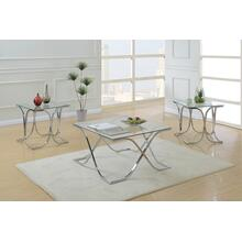 Silva 3pc Coffee Table Set