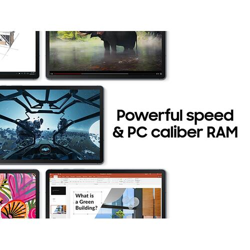 "Galaxy Tab S6 10.5"", 256GB, Cloud Blue (Wi-Fi) S Pen included"
