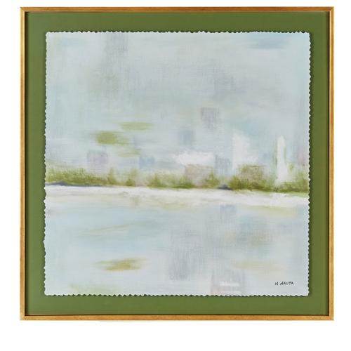 Crestview Collections - Misty Green
