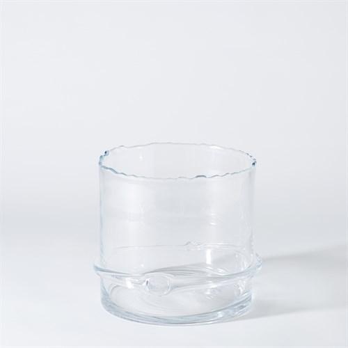Intaglio Champagne Cooler-Clear