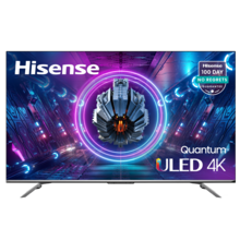 "View Product - 75"" 4K ULED™ Hisense Android Smart TV - U7G"