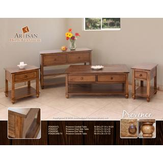 See Details - Provence Console Table