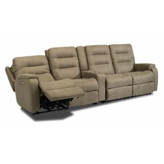See Details - Arlo Power Reclining Sectional with Power Headrests