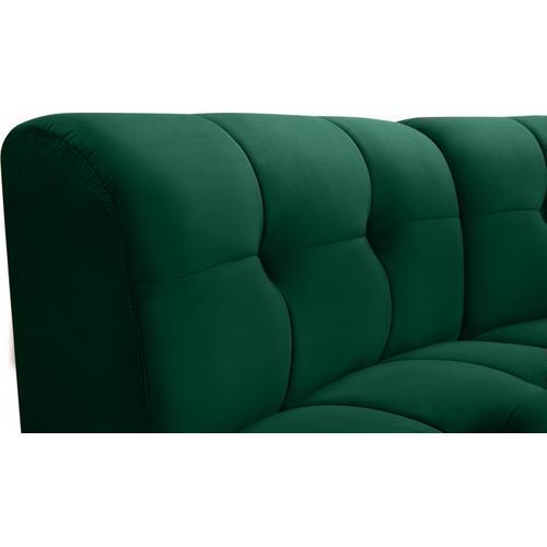 """Limitless Modular Velvet Chair - 33"""" W x 31"""" D x 31"""" H"""
