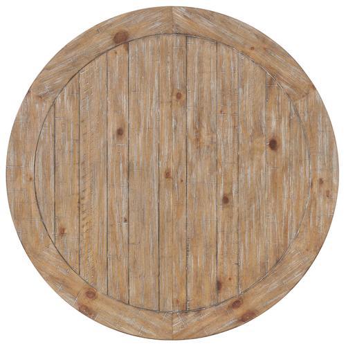 Harper - Round Dining Table Top - Matte Black Finish