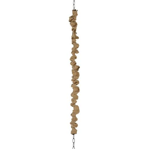 Forty West Designs - Burlap Cord Cover