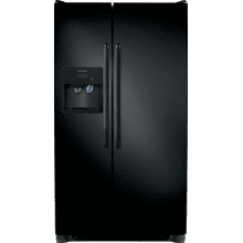 View Product - Frigidaire 25.5 Cu. Ft. Side-by-Side Refrigerator