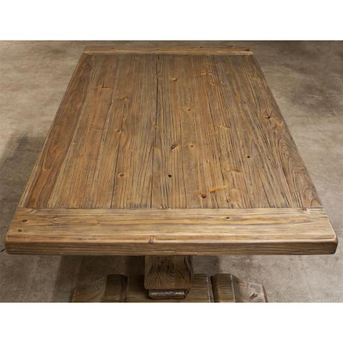 Hawthorne - Coffee Table - Barnwood Finish