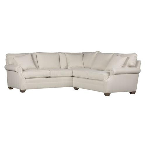 Gutherly Left Arm Corner Sofa 648-LCS