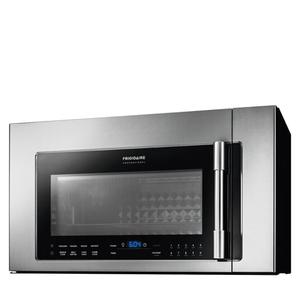 DISCONTINUED FLOOR MODEL Frigidaire Professional 1.8 Cu. Ft. 2-In-1 Over-The-Range Convection Microwave FREE INSTALL