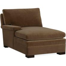 1972-85lf One Arm Chaise