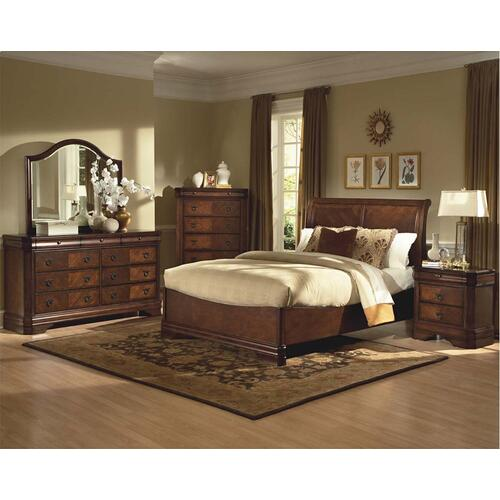 Sheridan California King Storage Bed