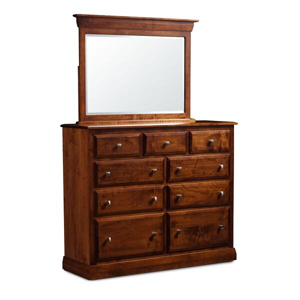 Colburn Mule Chest Mirror