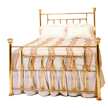 View Product - 102 Celebration Brass Bed