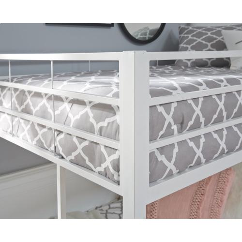 Signature Design By Ashley - Broshard Twin Over Twin Metal Bunk Bed