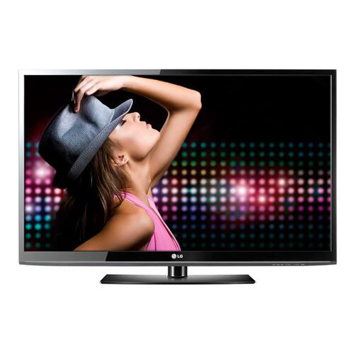 "LG - 42"" class (41.6"" measured diagonally) Plasma Widescreen Commercial HDTV"