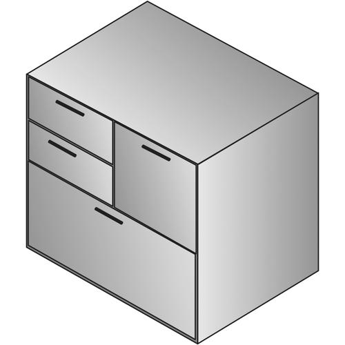 Multi File Pedestal