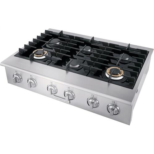 Electrolux ICON® 36'' Gas Slide-In Cooktop, Scratch & Dent