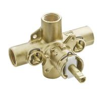 "M-Pact posi-temp® 1/2"" ips connection includes pressure balancing"