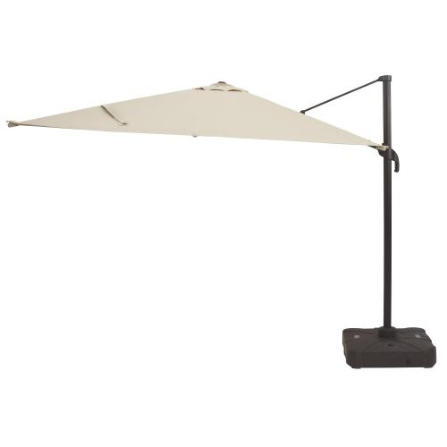 Outdoor Cantilever Umbrella with Base