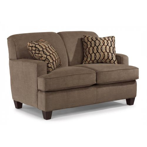 Coach Fabric Loveseat