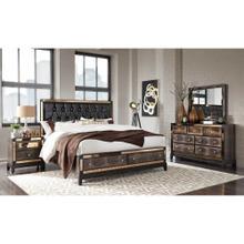 See Details - MIRROR CHOCOLATE BEDROOM