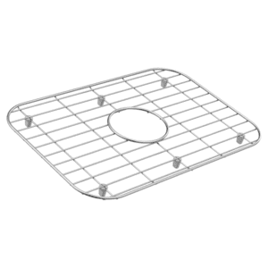 Moen stainless center drain grid Product Image