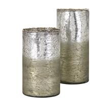 Zuri Ombre Vases - Set of 2