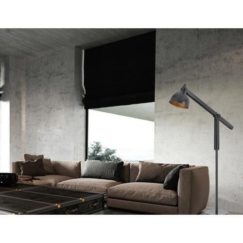 Cal Lighting & Accessories - 60W Latina Adjust Able Floor Lamp