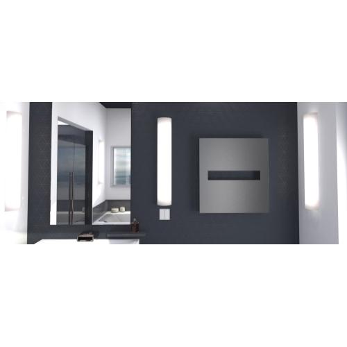 The Elory 2830 - Brushed Stainless