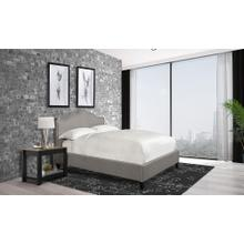 JAMIE - FALSTAF Jamie Falstaf (Grey) Queen Bed 5/0