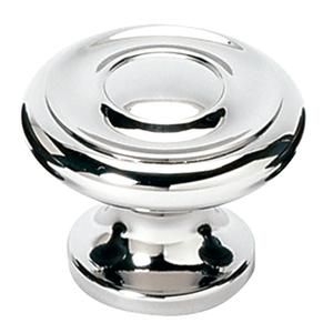 Knobs A1050 - Polished Chrome