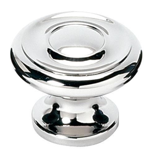 Product Image - Knobs A1050 - Polished Chrome