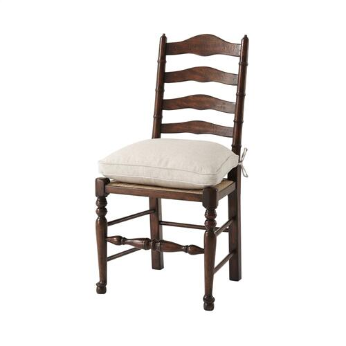 Country Lifestyle Side Chair, #plain#
