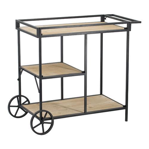 Shelf With Wheel