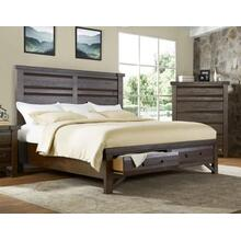 Timber Queen Bed