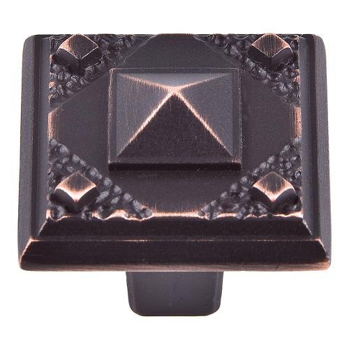 Product Image - Craftsman Knob 1 1/4 Inch - Venetian Bronze