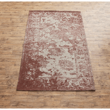 Product Image - Rose Floral Jacquard Woven 5' x 8' Rug