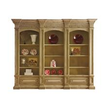 Hathaway Triple Bookcase
