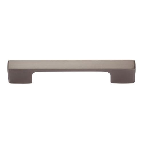 Thin Square Pull 3 3/4 Inch (c-c) - Slate