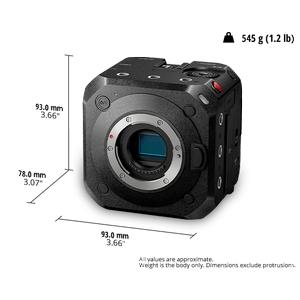 DC-BGH1 BOX style camera
