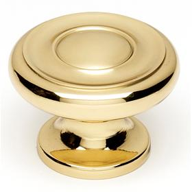 Knobs A1050 - Polished Brass