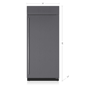 "Subzero36"" Classic Refrigerator - Panel Ready"