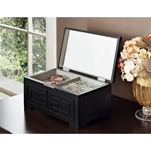 Enna Black Jewelry Box