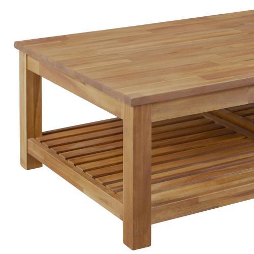 Tiburon Coffee Table KD, Amber